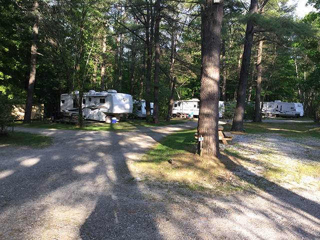 Camping In The Berkshires, Campgrounds In The Berkshires