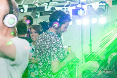 The Silent Disco Hire Company