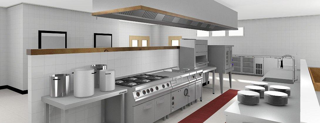 Blog proginox for Planos de cocinas industriales