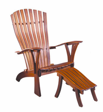 adirondack, Bespoke outdoor furniture,