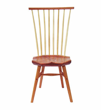 Windsor Dining Chair, Handcrafted