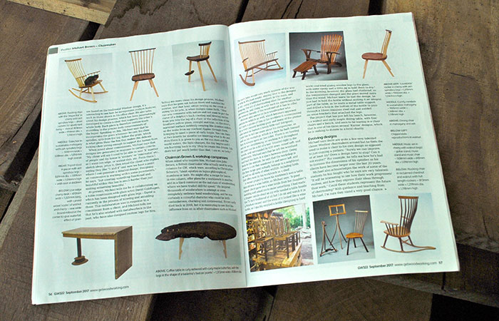 Good Woodworking Magazine - September 2017