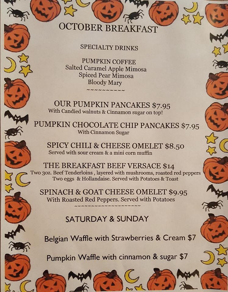 Dinner Specials At Ozzie S Steak Eggs Restaurant