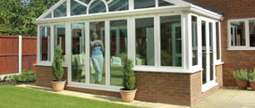 CONSERVATORIES & GARDEN BUILDINGS