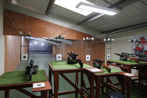 Ronnie Sunshines Indoor Ranges