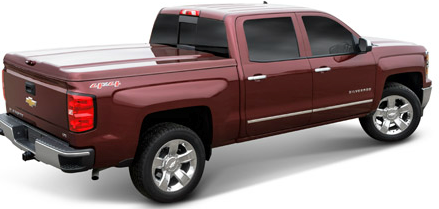 Full Walk In Door Are Truck Caps And Tonneau Covers