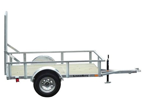LOAD RITE Steel Trailers