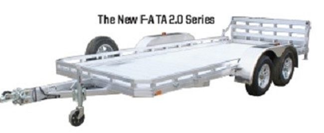 Mission Aluminum Trailers