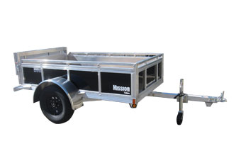 Mission Trailers on trucks