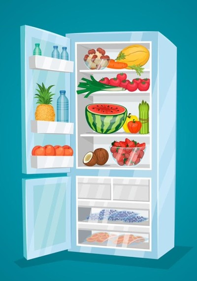 Tucson refrigerator repair graphic