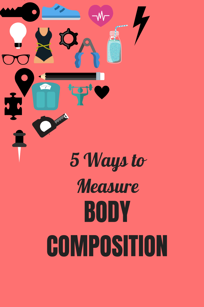 Learn the 5 ways to measure body composition