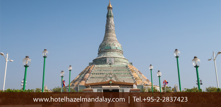 World's First Jade Pagoda in Myanmar