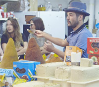 Jerusalem Food Tours | Yalla Basta