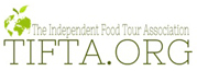 TIFTA Logo | The Independent Food Tour Association