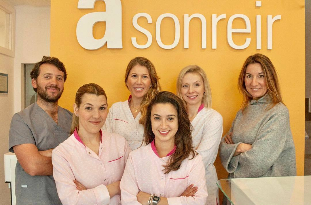 aSONREIR Dental Clinic Team Chiclana