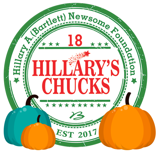 Hillarys Chucks Newsome Foundation