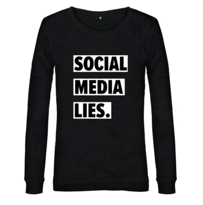 Social Media Lies Jumper