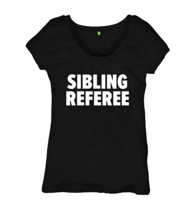 Sibling Referee Top