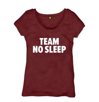 Team No Sleep Top