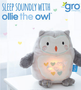 Gro - Ollie the owl