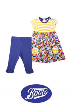 Boots Mini Club Girls Clothes