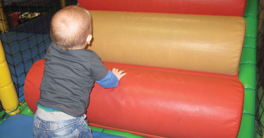 Surviving Soft Play
