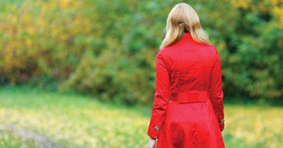 An Open Letter to the Mum With the Red Coat