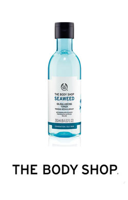 The Body Shop - Seaweed Oil Balancing Toner