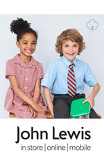 John Lewis Back to School