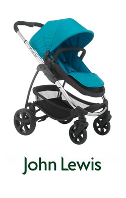 John Lewis - Buggy and Baby Travel