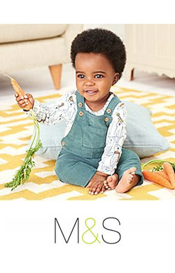 M&S Baby Clothes