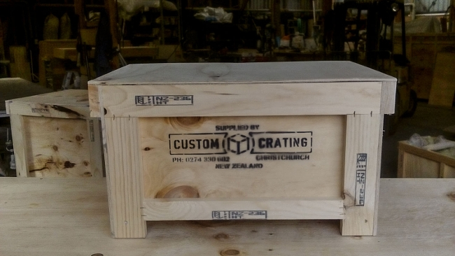Custom Crating | ISPM 15