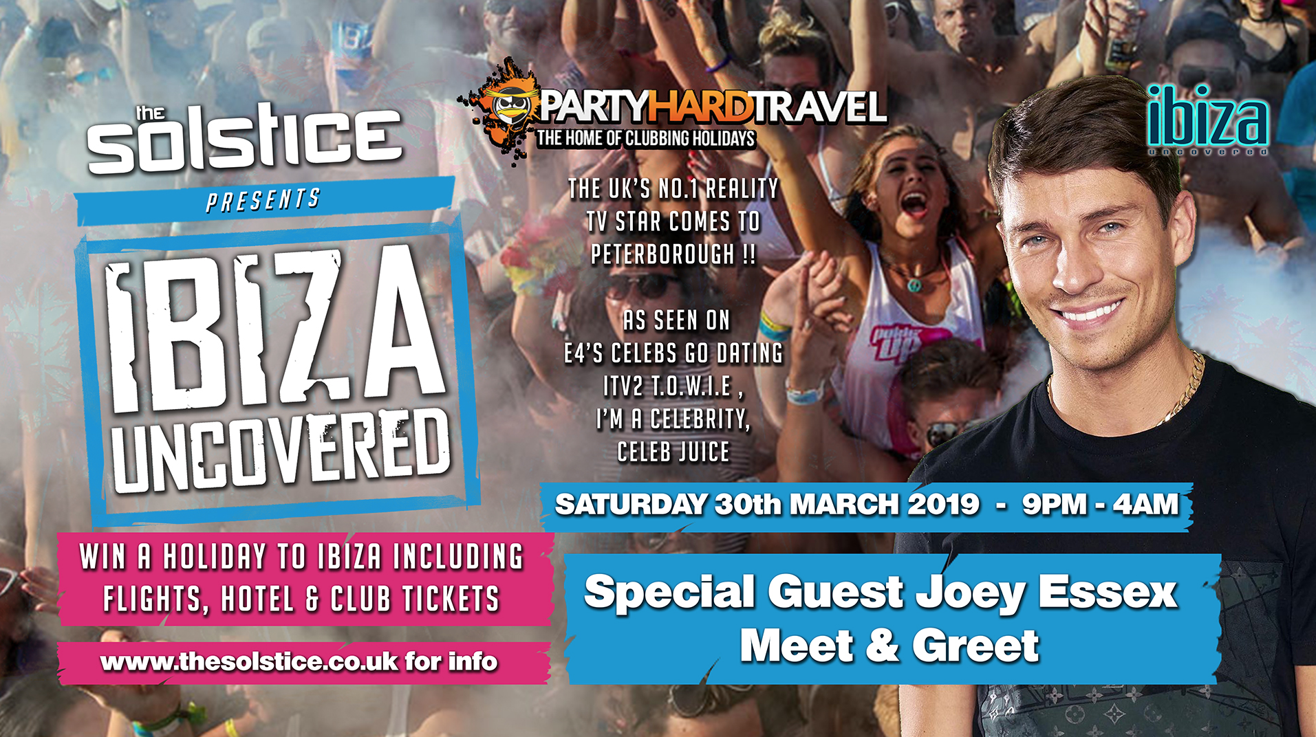 Ibiza Uncovered ft Joey Essex