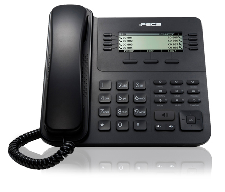 LIP-9030​ Mid Range Gigabit IP Phone​