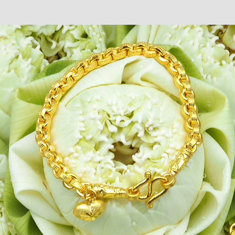 gold jewellery online gold bracelet