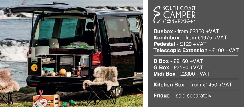 Price List QUQUQ Camping Box