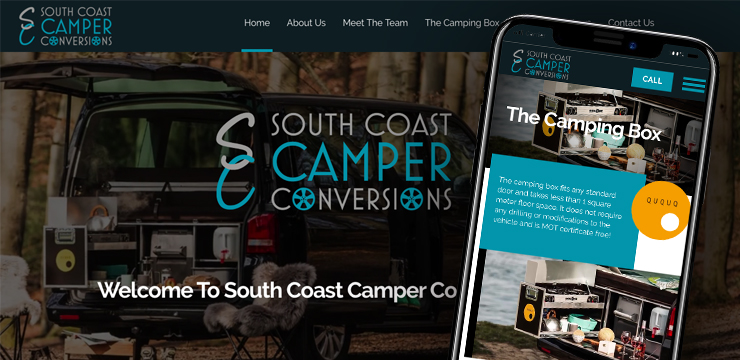 South Coast Camper Conversions