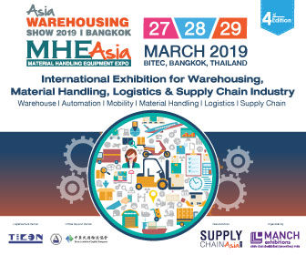 Asia Warehousing Show 2019