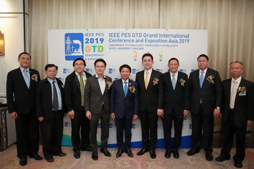 "IEEE PES GTD ASIA 2019 ชูแนวคิด ""Big Shift in Power and Energy"""