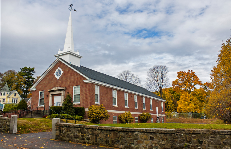 Religious Construction Projects - Wayland Massachusetts