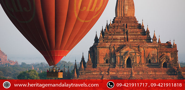 Travel Places in Myanmar