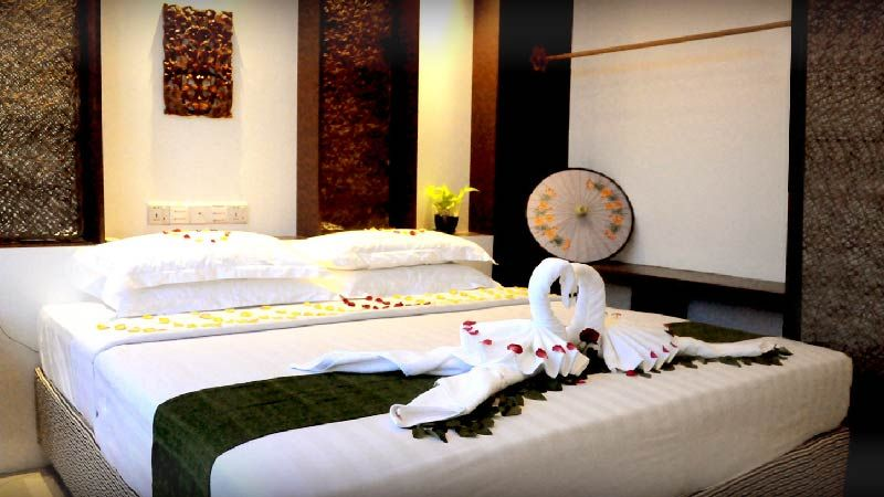 Affordable full facilities hotel in New Bagan