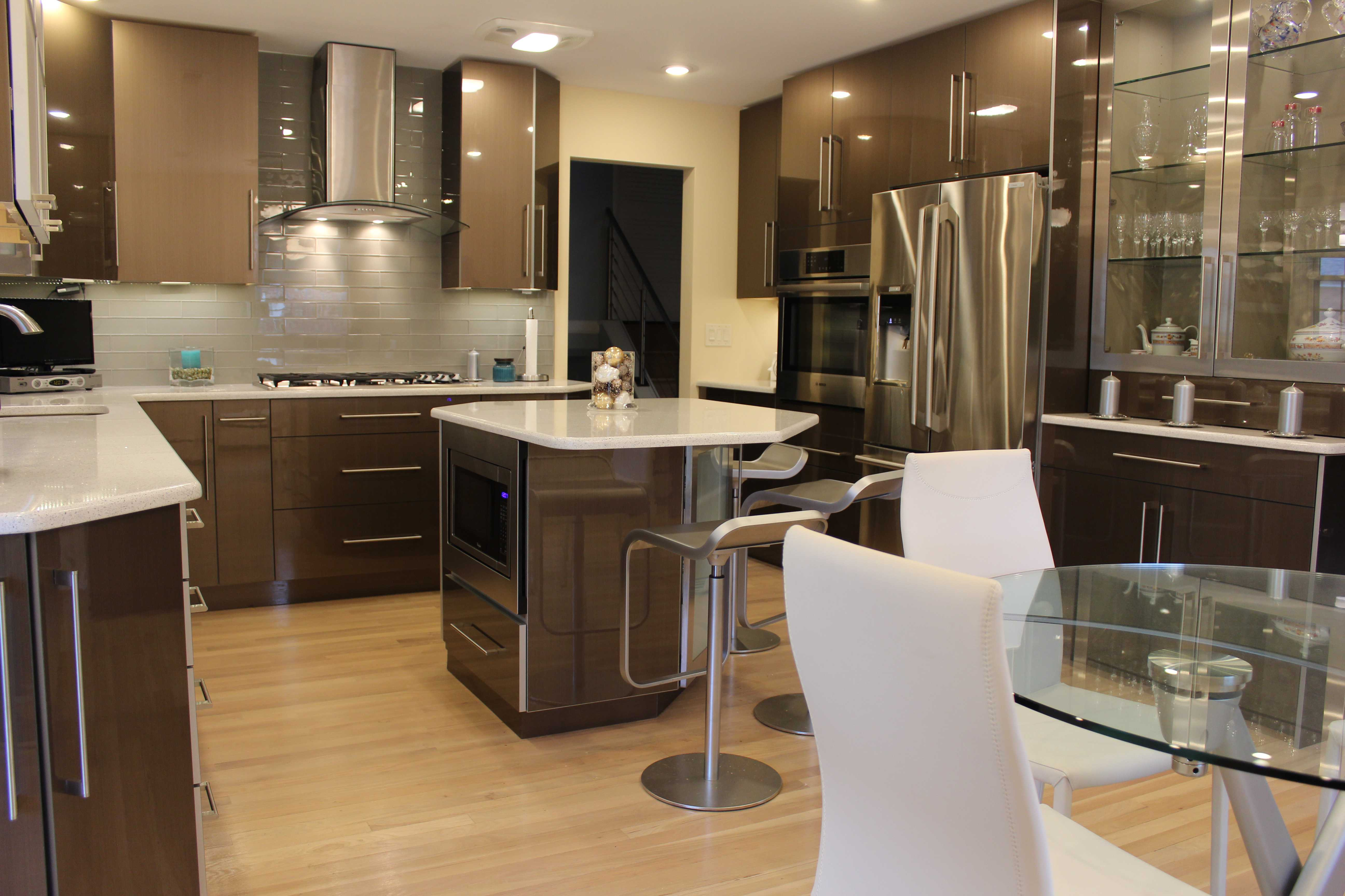 KITCHEN<br> Contempo Chic