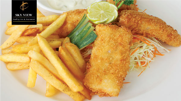 Fish & Chips Promotion