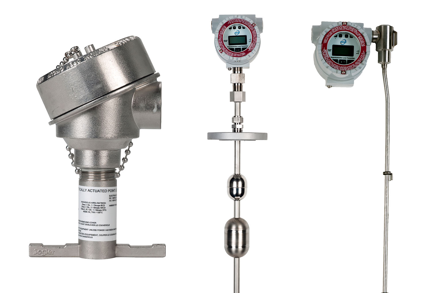 Level measurement Products