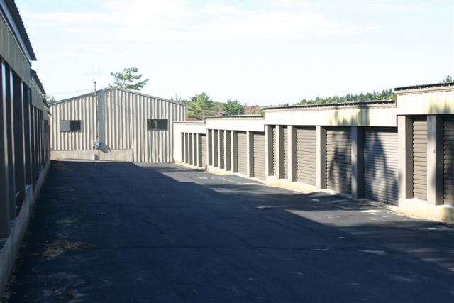 Secure Storage Rentals Fitchburg Ma