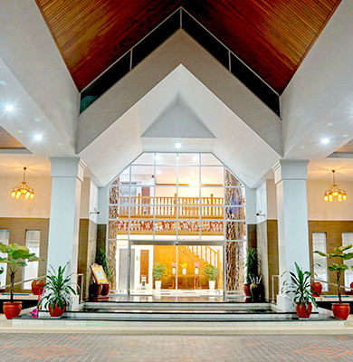 hotel good for family and group in Bagan