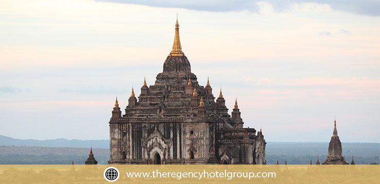 Luxury Cruising the Irrawaddy Between Bagan and Yangon or Bagan and Mandalay