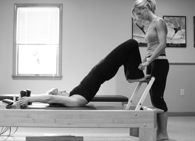 Small Group Pilates Lunenburg Ma