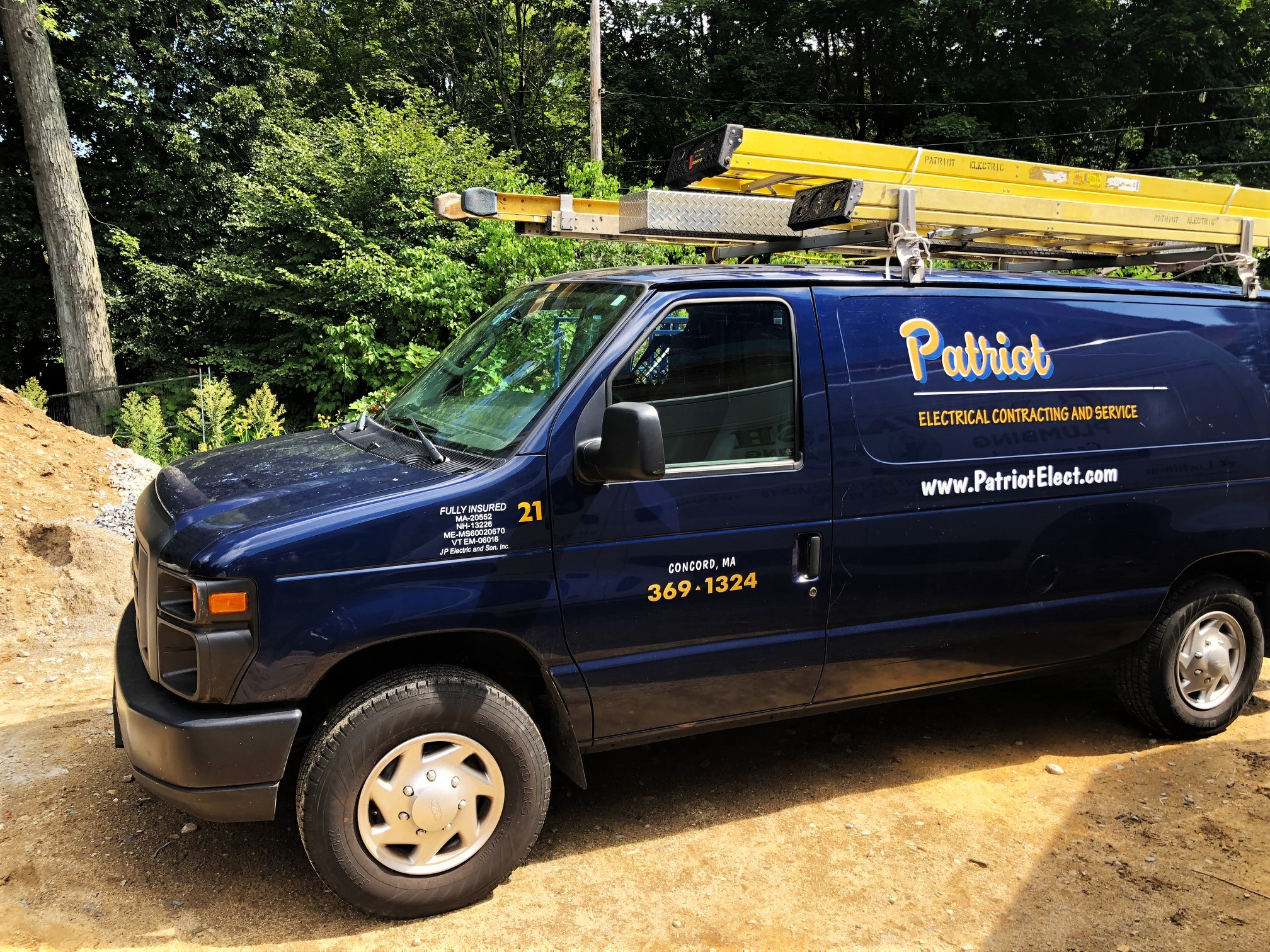 Professional Electrician in Concord MA
